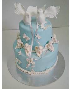 Детский торт Ангелочки