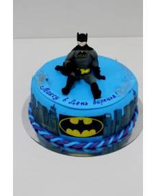 Детский торт Бетмен 1