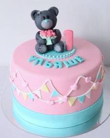 Детский торт Мишка-косолапый