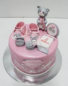 Детский торт Пинетки мишки