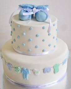 Детский торт Пинетки для крохи