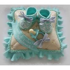 Детский торт Пинетки на подушке
