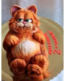 Детский торт Кот Гарфилд