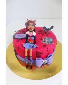 Детский торт Клодин Вульф