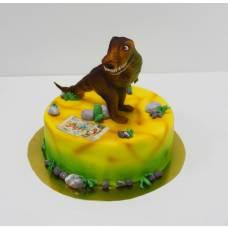 Детский торт Динозавр