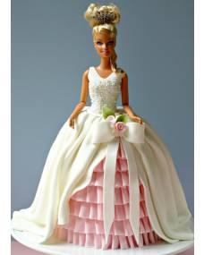 Детский торт Кукла