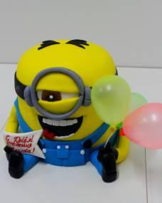 Детский торт Миньон-проказник
