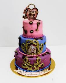 Детский торт Эвер Афтер Хай