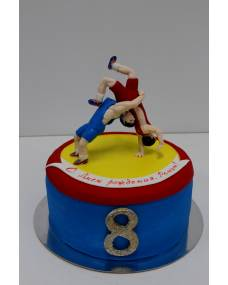 Детский торт Борьба