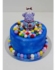 Детский торт Наконец-то дома