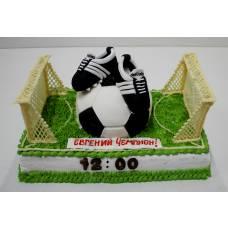 Детский торт Футбольное поле