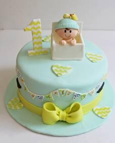 Детский торт Малыш в коробке
