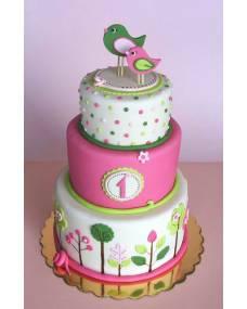 Детский торт Малютке