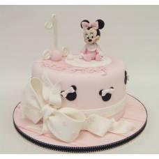 Детский торт малышка маус