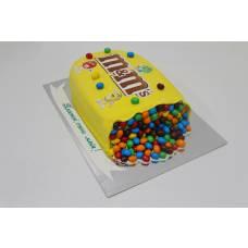 Детский торт Ммдемс 3