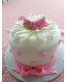 Детский торт Новорожденнему