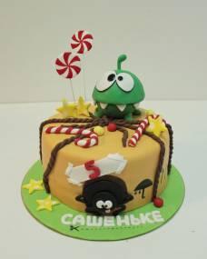 Детский торт Ням-ням