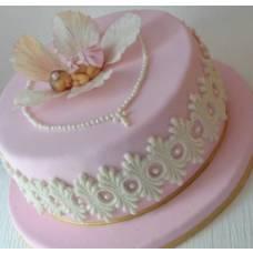 Детский торт Крестины