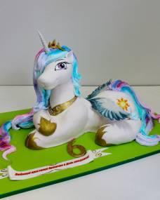 Детский торт Принцесса Селестия
