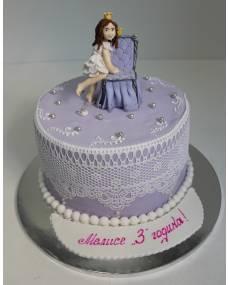 Детский торт Принцесска
