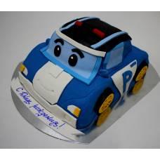 Детский торт Робокар
