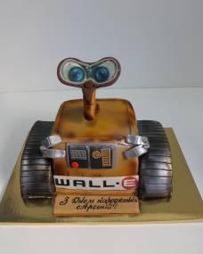 Детский торт Робот Валли