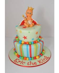 Детский торт Маленький король