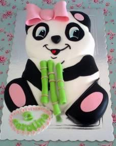 Детский торт Милая пандочка