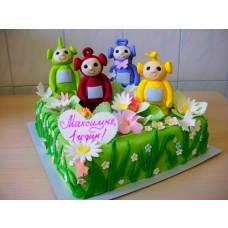 Детский торт Телепузики
