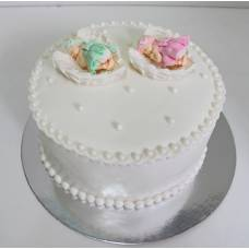 Детский торт Двойняшкам