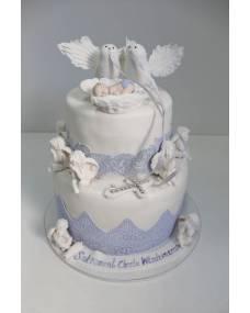 Детский торт Ангелочки 2
