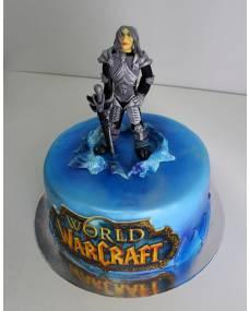 Детский торт Варкрафт
