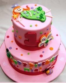 Детский торт Чудная феечка
