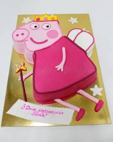 Детский торт Чудесная Пеппа