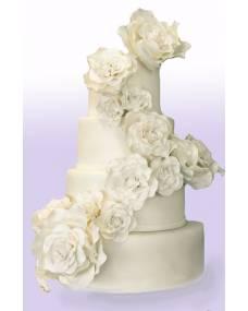 Свадебный торт Восхищение
