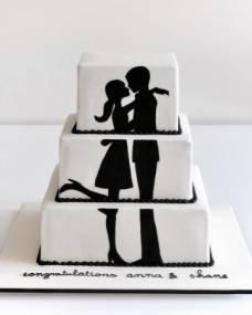 Свадебный торт Свидание