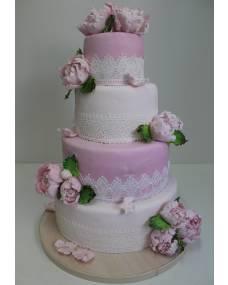 Свадебный торт Очарование