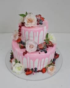 Свадебный торт Комплимент