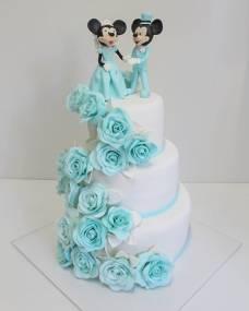 Свадебный торт Милашки