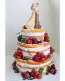 Свадебный торт Объятия
