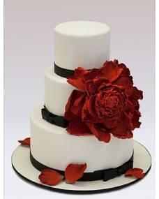 Свадебный торт Фламенко