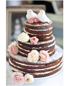 Свадебный торт Аромат