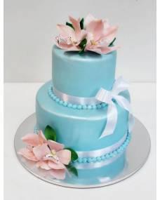 Свадебный торт Мадлен