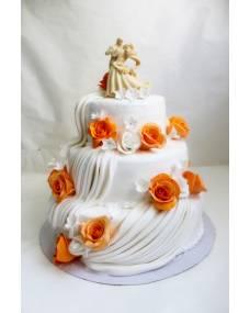 Свадебный торт Венский вальс